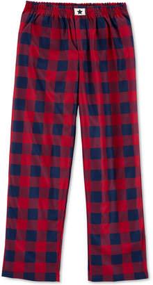Carter's Big Boys Plaid Fleece Pajama Pants