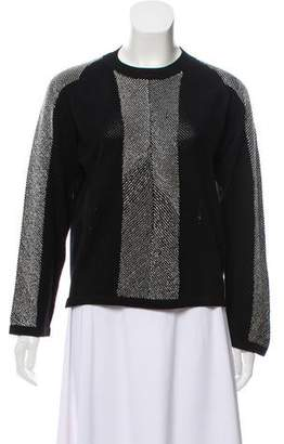 Edun Embellished Knit Sweater
