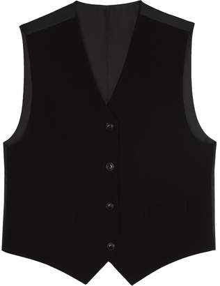Chaps Boys 8-20 Reversible Vest in Regular & Husky Sizes