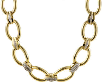 Damiani Heritage  18K Two-Tone 0.60 Ct. Tw. Diamond Necklace