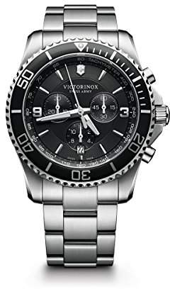 Victorinox Maverick Stainless Steel Chronograph Watch