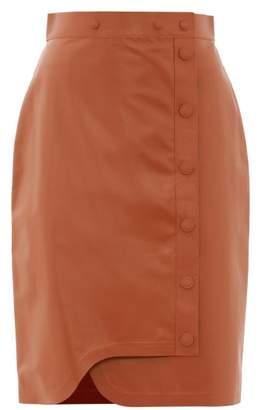 Sportmax Riviera Skirt - Womens - Tan