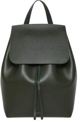 Mansur Gavriel Saffiano Backpack