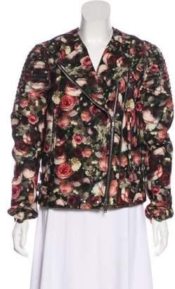 Givenchy Wool Moto Jacket