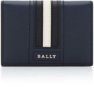 Bally Folding Calfskin Card Case