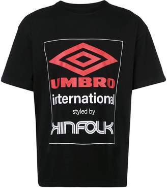 Umbro Kinfolk X Logo T-Shirt