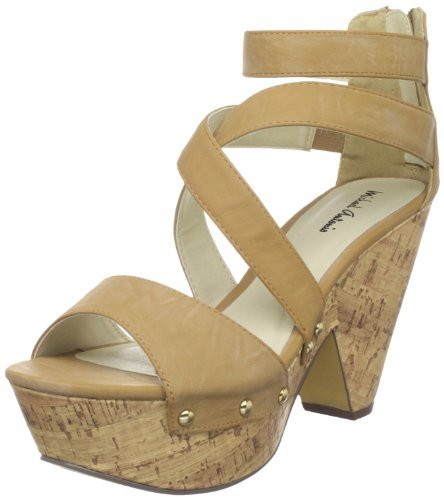 Michael Antonio Women's Globe Wedge Sandal