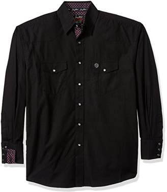 Wrangler Men's George Strait Troubadour Two Pocket Shirt