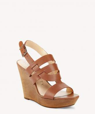 Sole Society Jenny Platform Wedge Sandal