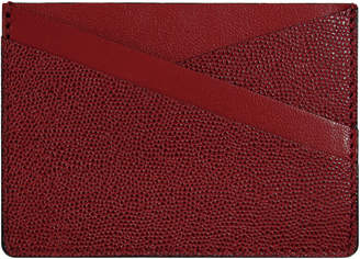 Theikona Textured 3D Leather Card Holder