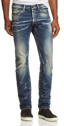 PRPS Goods & Co. Seismic Straight Fit Jeans in Indigo