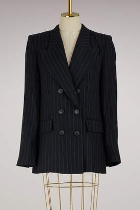 Etoile Isabel Marant Linen Laney jacket
