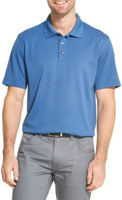 Van Heusen Classic Fit Ribbed Polo