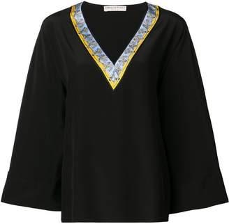 Emilio Pucci kimono sleeve tunic
