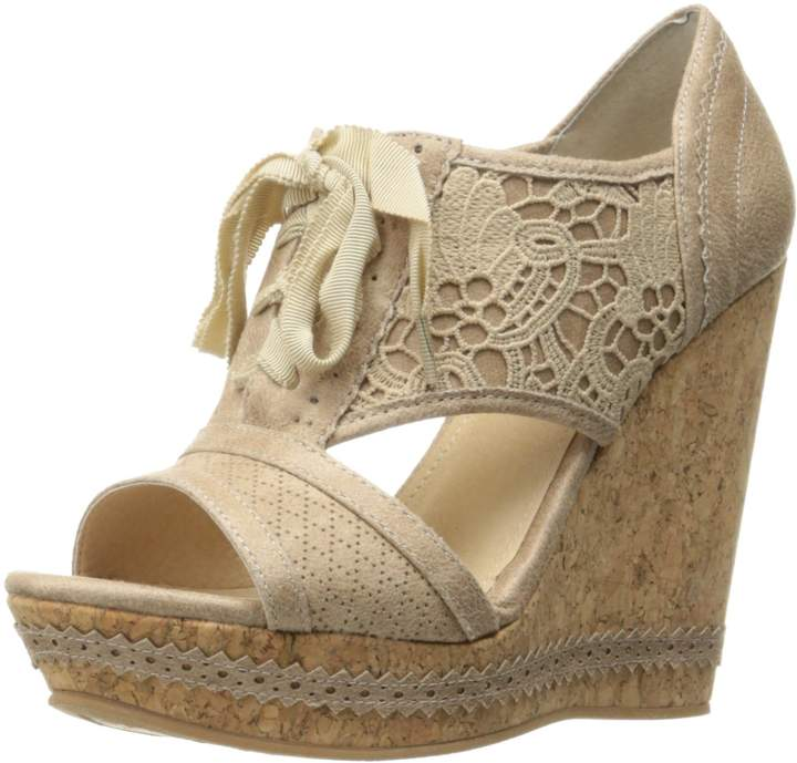 Not Rated Women's Addylin Wedge Sandal