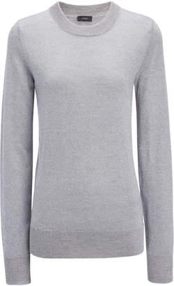 Joseph Lurex Knit Sweater