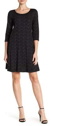 Tart Kate Speckle Print Dress