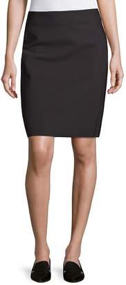 Saks Fifth Avenue BLACK Women's Classic Pencil Skirt