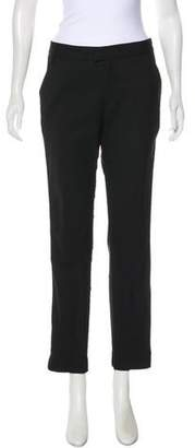Band Of Outsiders Mid-Rise Wool Pants