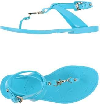 Cesare Paciotti Toe strap sandals