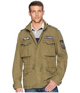 Polo Ralph Lauren Herringbone Combat Jacket