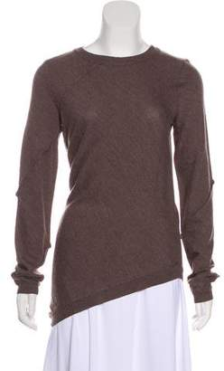 Marc by Marc Jacobs Asymmetrical Wool Sweater