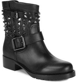 Valentino Studded Ankle Boots