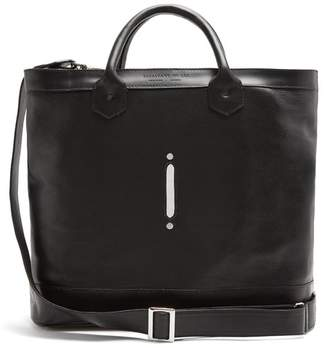 Lee Passavant And Scier Edition Tote - Mens - Black
