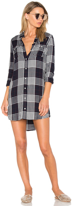Obey Chelsea Shirtdress $73 thestylecure.com