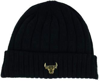 New Era Chicago Bulls Badge Slick Cuff Knit