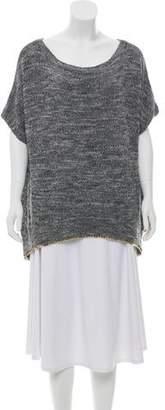 Diane von Furstenberg Branitta Tweed Sweater