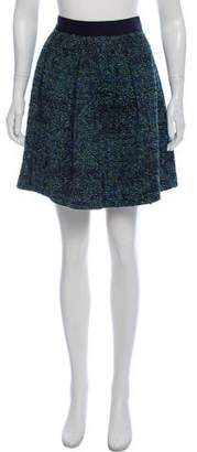 Proenza Schouler Mini Tweed Skirt