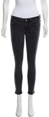The Kooples Mid-Rise Skinny Jeans