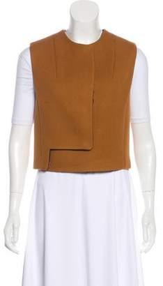 3.1 Phillip Lim Wool Cropped Vest