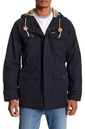 DARK SEAS Skysail Hooded Coat