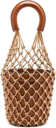 STAUD Moreau Bag in Brown | FWRD
