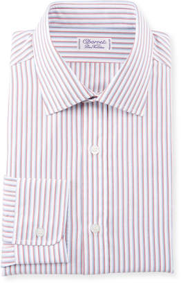 Charvet Men's Slim Multi-Stripe Dress Shirt