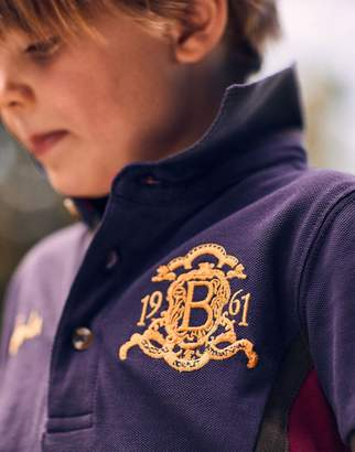 Joules Clothing Official burghley 2018 POLO Shirt 32yr