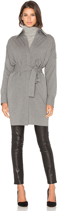 Norma Kamali Trench $210 thestylecure.com