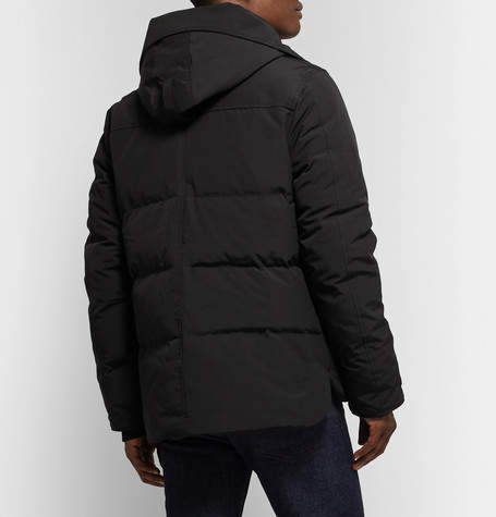 Canada Goose Macmillan Quilted Shell Hooded Down Parka