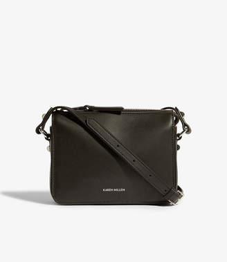 Karen Millen Compact Crossbody Bag