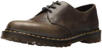 Dr. Martens Men's 1461 Dark Taupe Oxford 12 Medium UK (13 US)