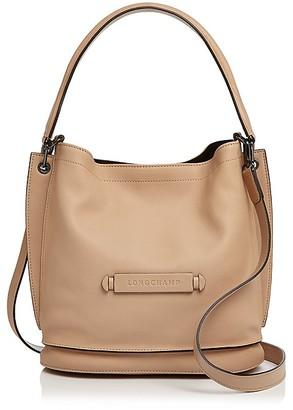 Longchamp 3D Leather Crossbody $595 thestylecure.com