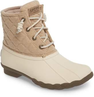 691372cc523b Sperry Saltwater Waterproof Rain Boot