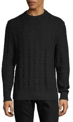 Brioni Textured Wool Sweater