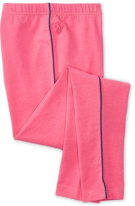 Ralph Lauren Single Stripe Leggings, Big Girls (7-16) $29.50 thestylecure.com