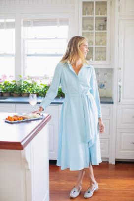 Aster Tuckernuck Light Blue Dress