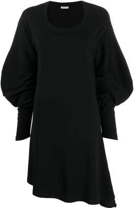 Aalto statement sleeve dress