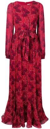 Borgo de Nor Dianora leopard print dress