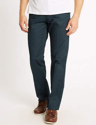 "Marks and Spencer Regular Fit Chinos with Stormwearâ""¢"